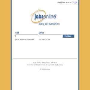 Jobs Online - Online Jobs