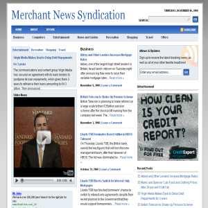 Merchant News Syndication