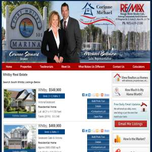 Whitby real estate agents