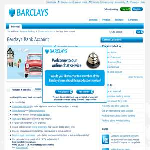 Barclays Bank Accounts