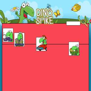 Dinospike - Online Fun for Kids