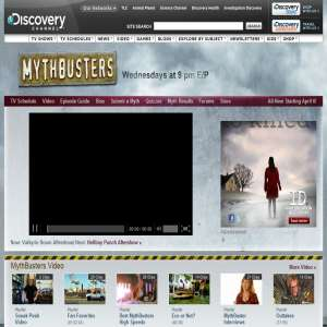 MythBusters | Discovery Channel