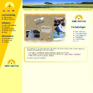 Udlejning af Sommerhuse & Feriebolig   Hometrotters.com