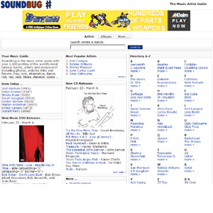 Soundbug Music Guide