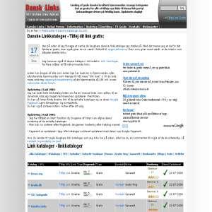 Danske Directory List