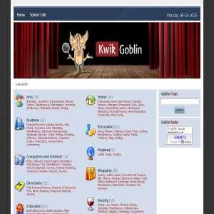 Kwikgoblin Internet Directory