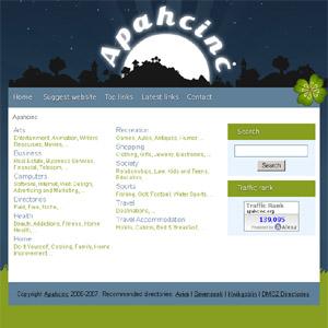 Apahcinc Internet Directory