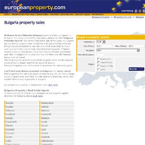 Bulgaria Property