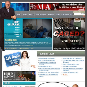 Dr. Phil Official Website