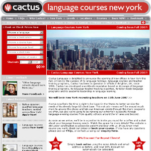 Spanish Course New York