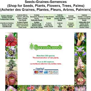 Seeds by Rarexoticseeds
