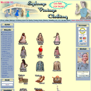 Sydneys Vintage Clothing
