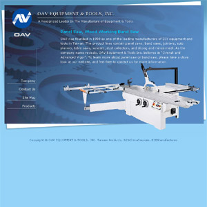 OAV Machinery & Equipment