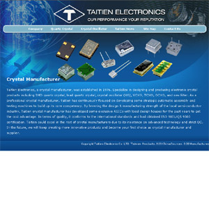Taitien Electronics Manufacturer