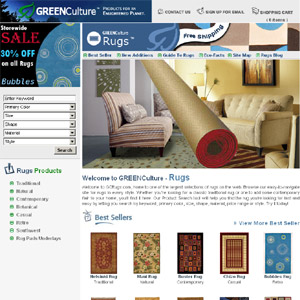 GreenCulture Rugs