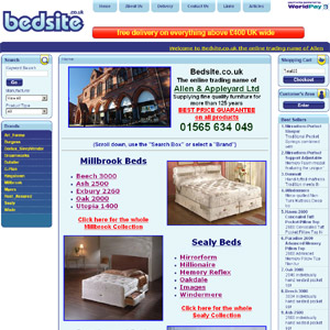 Sealy Beds