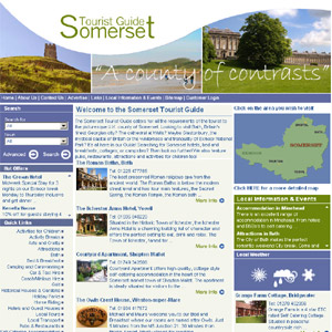 Somerset Tourist Guide