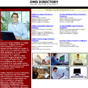 Online Masters Degrees