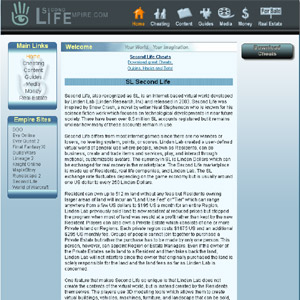 Second Life Guides, Cheats Scripts