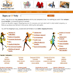 Shoppers Top - Shopping Directory