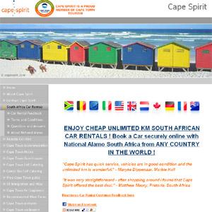 Cape Spirit