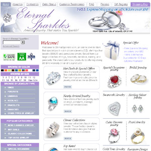 Fashion Jewelry from EternalSparkles.com