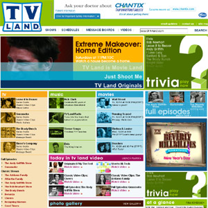 Watch TV shows & video clips online - TV Land