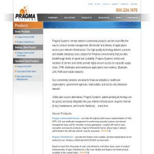 Secure Telnet - Pragma Systems