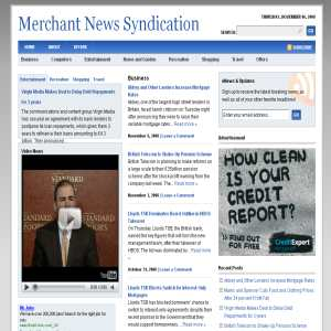 Merchant News Syndication
