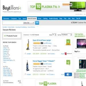 Vacuum Reviews - Buzzillions.com