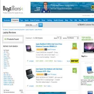 Laptop Reviews - Buzzillions.com
