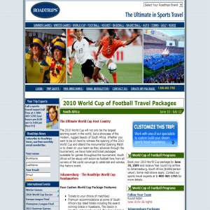 2010 World Cup Packages