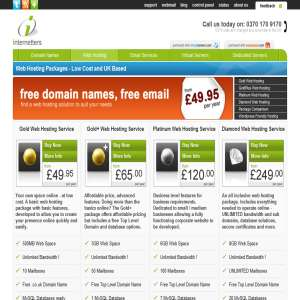 Internetters Web Hosting