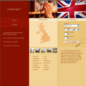 United Kingdom Hotels, Quality Hotels in United Kingdom