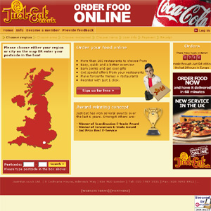 Just-Eat.co.uk | Restaurant London