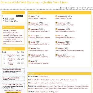 Web Directory & Portal