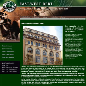 East-West Debt Iraq finance