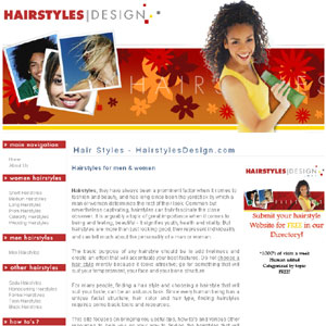 Hair styles | Hairstyles Design.com | Short | Prom | Sedu | Men & Woman