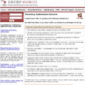 Directory Maximizer