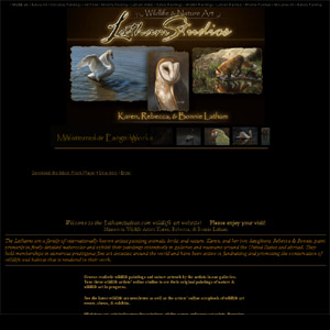 Latham Studios Nature & Wildlife Artists