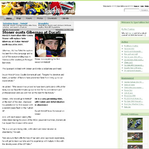 SportsBiker.Net