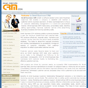 Small Business CRM - CRM Guide for Small Business