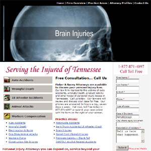 Nashville TN injury lawyer and workers comp lawyer