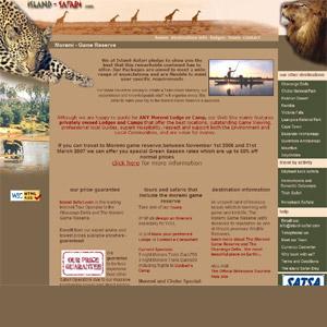 Moremi Game Reserve - Botswana - Africa