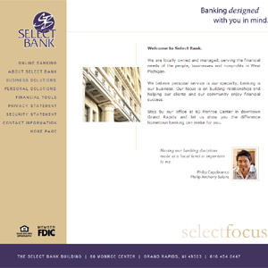 Select Bank - Business & Personal Banking