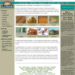 San Diego Lumber & Hardware at JW Lumber