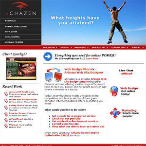Phoenix Arizona Website Design Company