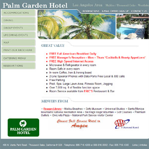 Thousand Oaks Hotels - California