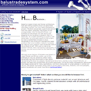 Balustrade at BalustradeSystem.com