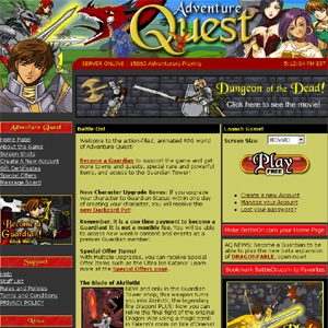 Adventure Quest RPG